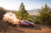 WRC – Hyundai Motorsport holds a provisional 1-2 after the opening two stages of Rally Turkey
