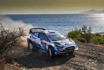 WRC – Fiesta progress in Turkey