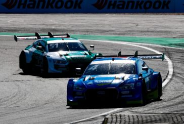 Five-fold success for Audi in the DTM: Frijns wins amid Müller drama
