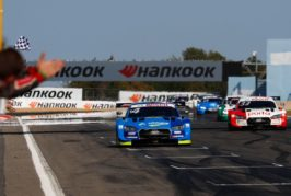 """Robin Good"": Audi driver Frijns wins again"