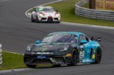 GT4 European Series – Week-end difficile pour les Tessinois, double victoire pour la Porsche Allied Racing