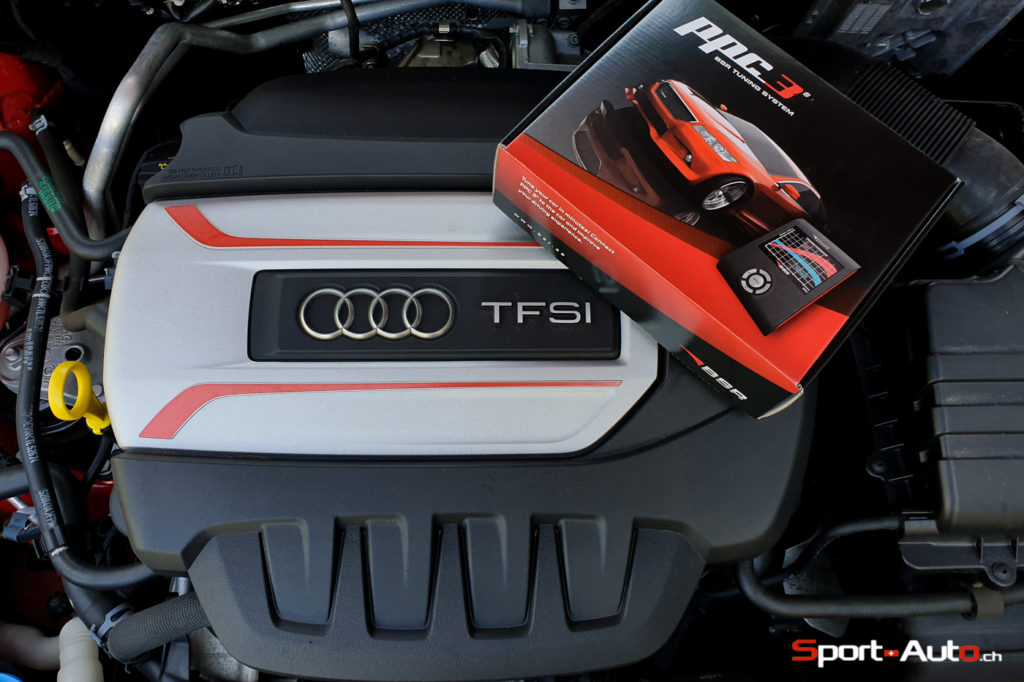 Boostez votre voiture de manière réversible avec BSR Tuning!