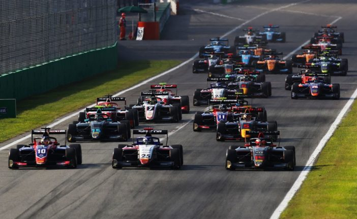 Formula 3 – Hughes clinches victory ahead of Lawson in dramatic Race 2 at Monza