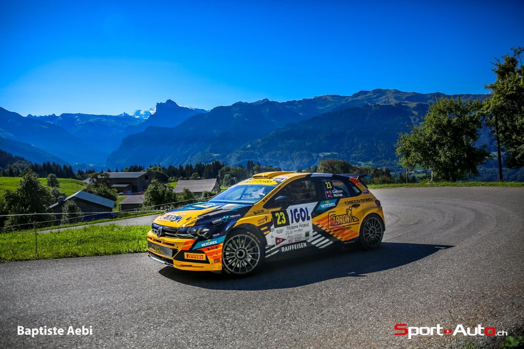 Rallye du Mont-Blanc 2020 - Les bagarres auront été rudes !
