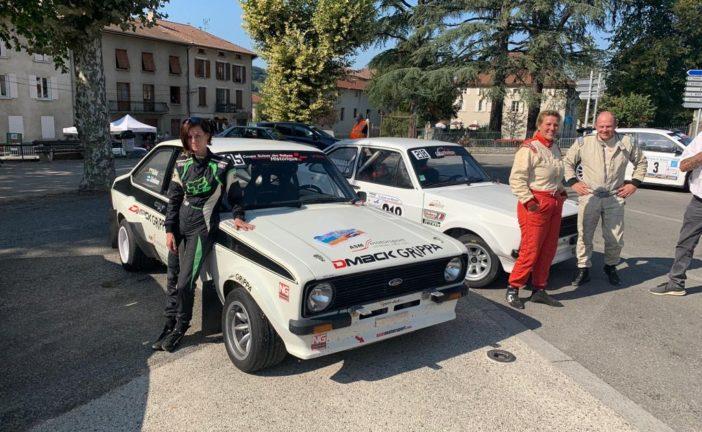 Rallye de la Drôme Paul Friedman 2020 – Victoire pour Eddy et Florence Bérard !