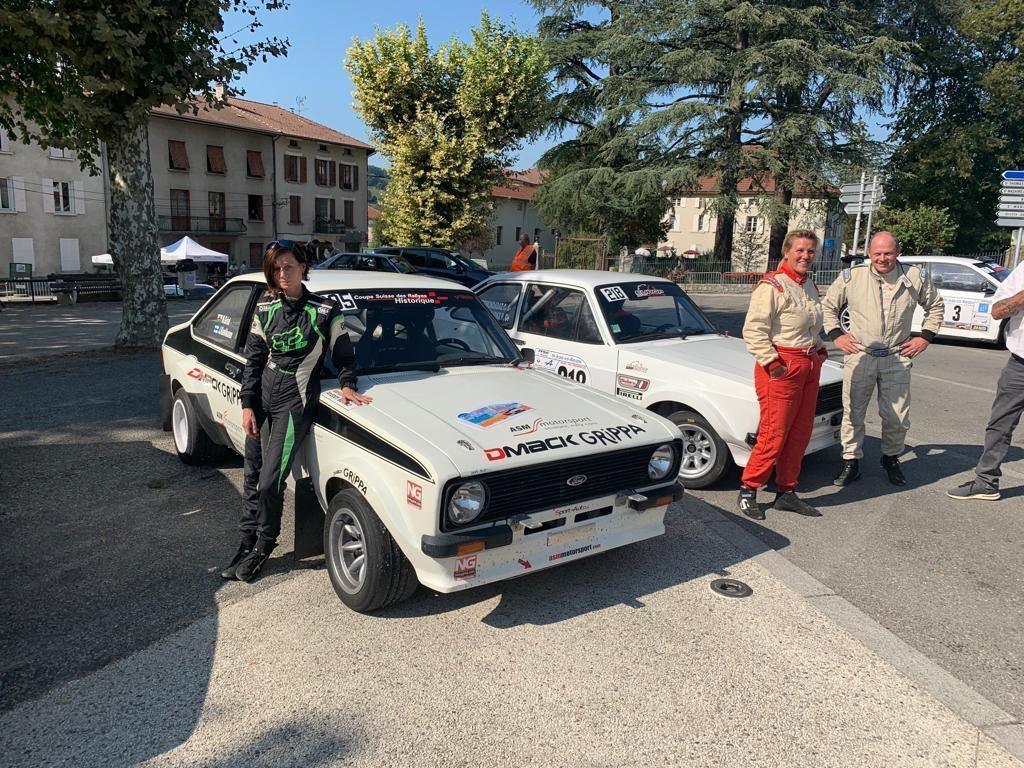 Rallye de la Drôme Paul Friedman 2020 - Victoire pour Eddy et Florence Bérard !
