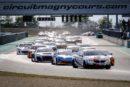 La piste aux étoiles du FFSA GT à Magny-Cours