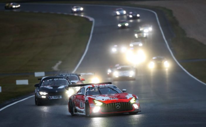 A pair of top ten results for Mercedes-AMG in a highly turbulent 24-hour race at the Nürburgring
