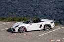 Essai – Porsche 718 Spyder