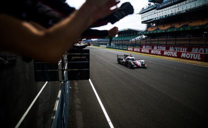 Rebellion Racing deuxième de ses dernières 24 Heures du Mans
