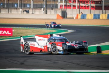Le Mans Pole position for Toyota Gazoo Racing