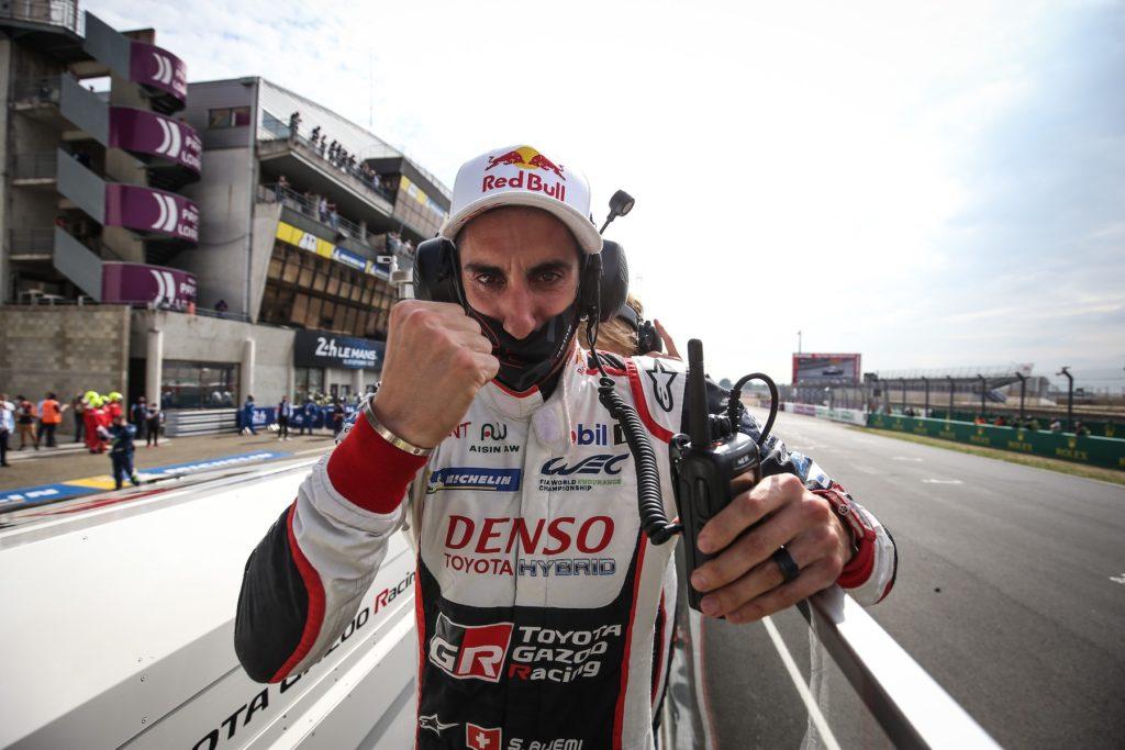24 Heures du Mans - Victorieux pour la 3e année consécutive, Sébastien Buemi entre dans la légende