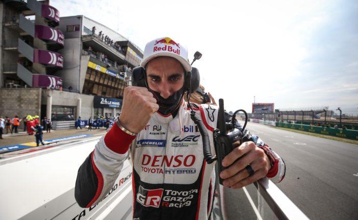 24 Heures du Mans – Victorieux pour la 3e année consécutive, Sébastien Buemi entre dans la légende