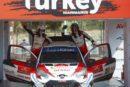 WRC – Elfyn Evans vainqueur d'une épreuve très cassante