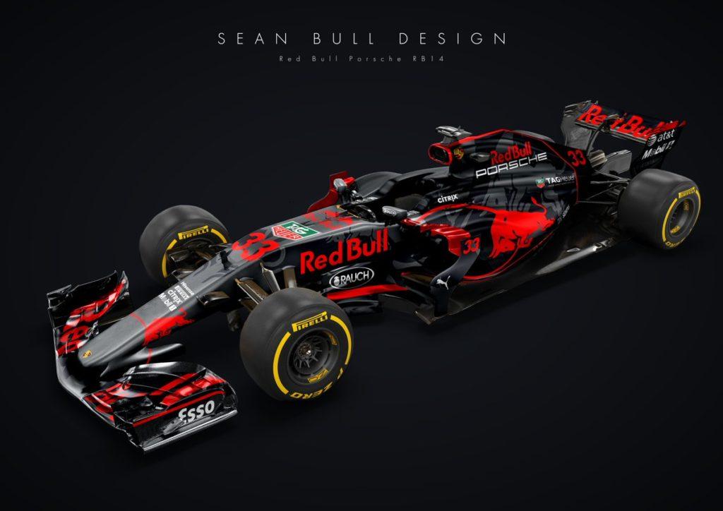 Des moteurs made by Porsche chez Red Bull dès 2022?