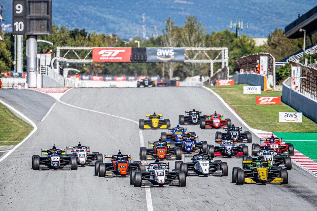 Eurocup Formule Renault - Victor Martins récidive à Barcelone