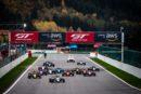 Formula Renault Eurocup – Grégoire Saucy sur le podium de Spa