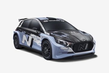 Hyundai Motorsport präsentiert i20 N Rally2