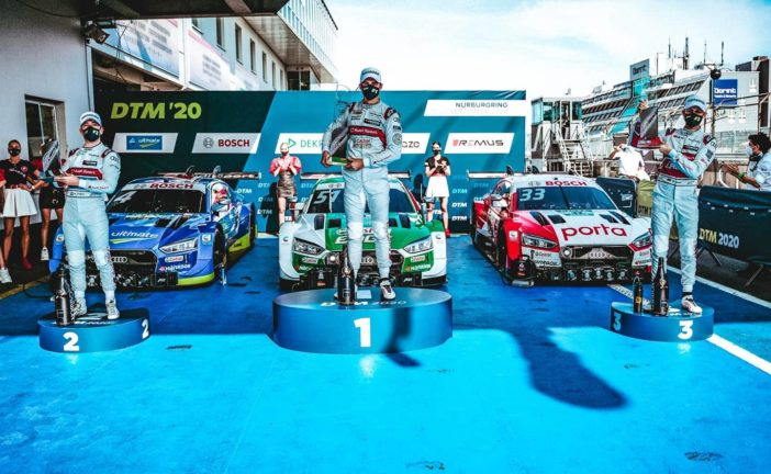 DTM : Nico Müller dans le sprint final vers le titre