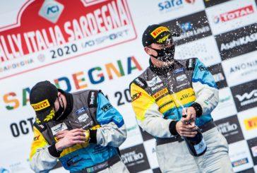 Junior WRC – Kristensson Takes Fourth Career Win