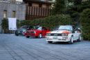 Les 40 ans de l'Audi Quattro