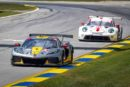 IMSA Petit Le Mans – Marcel Fässler au pied du podium en GTLM