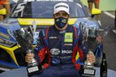Victory, the second: Audi driver Mauron with a pair of wins in DTM Trophy