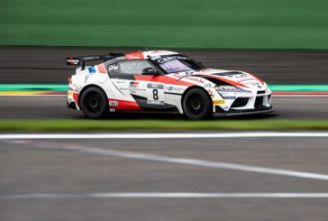 First outright victory for the new Toyota GR Supra GT4 at Spa-Francorchamps