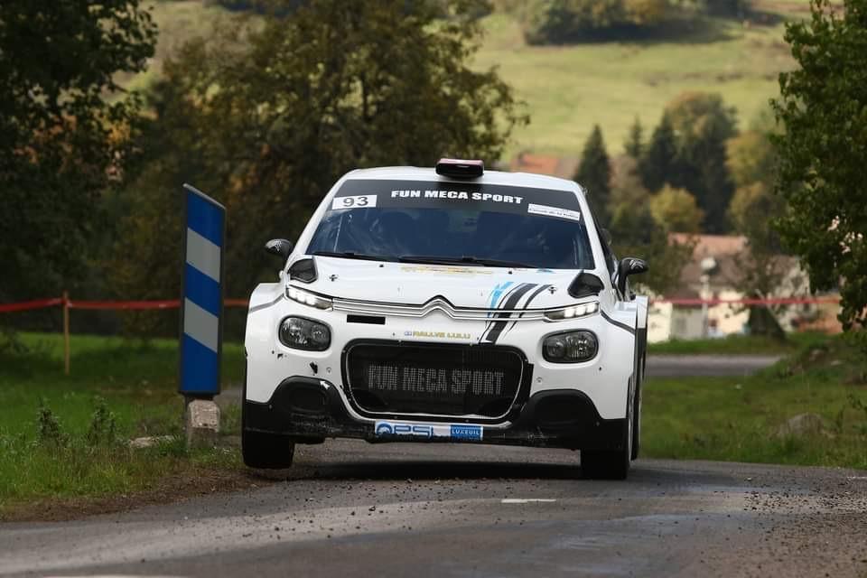 Rallye de la Luronne – Fortunes diverses pour les Suisses