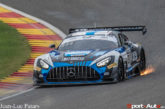 Marciello masters challenging conditions to secure Total 24 Hours of Spa pole for Mercedes-AMG Team AKKA ASP