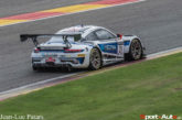 KCMG unlucky in fight for 24 Hours of Spa victory