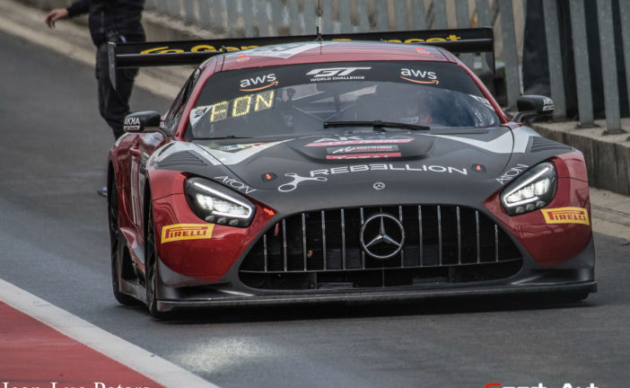 Mercedes-AMG with top ten result in the overall classification and a 1-2 in the Silver Cup