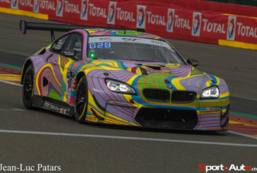 BMW M6 GT3 misses out on another top finish at the 24 Hours of Spa-Francorchamps.