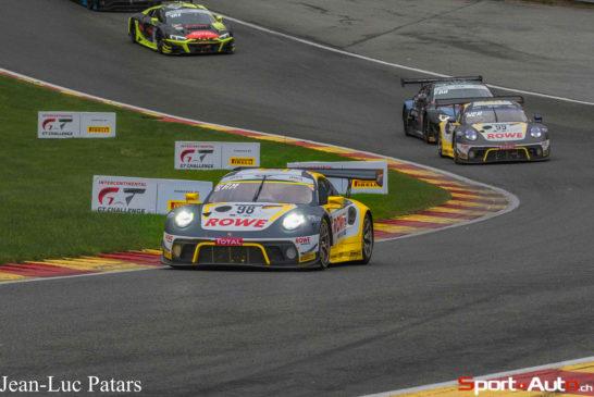 Großer Porsche-Erfolg in Spa: Sieg und vier 911 GT3 R unter den Top zehn