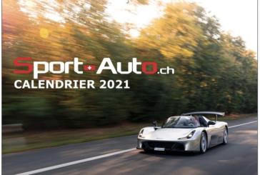 Commandez le calendrier Sport-Auto.ch 2021 !