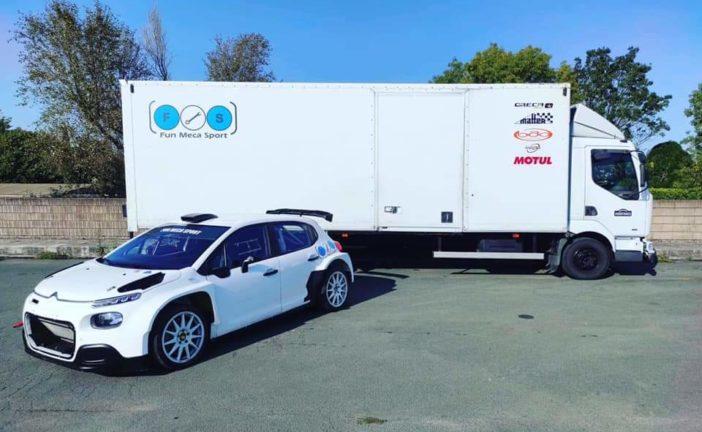 Rallye de La Luronne – Une première en R5 pour Cédric Betschen