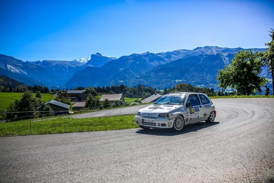 Entretien avec Cédric Forestier – une voiture enfin homologuée