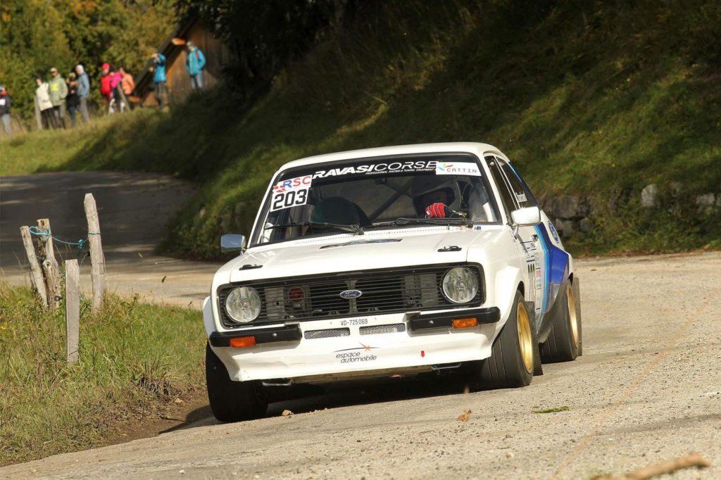 Rallye des Bauges – Christian Blanchard remporte le VHC, Fabien Sippel s'impose en classe A7