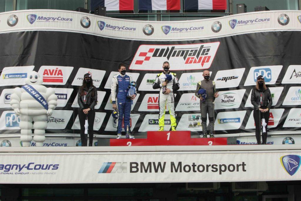 Ultimate Cup Series - Le rythme s'accentue ce samedi sur le Circuit de Nevers Magny-Cours