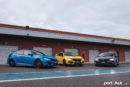 Track Day Legends Magazine en Honda Civic Type R