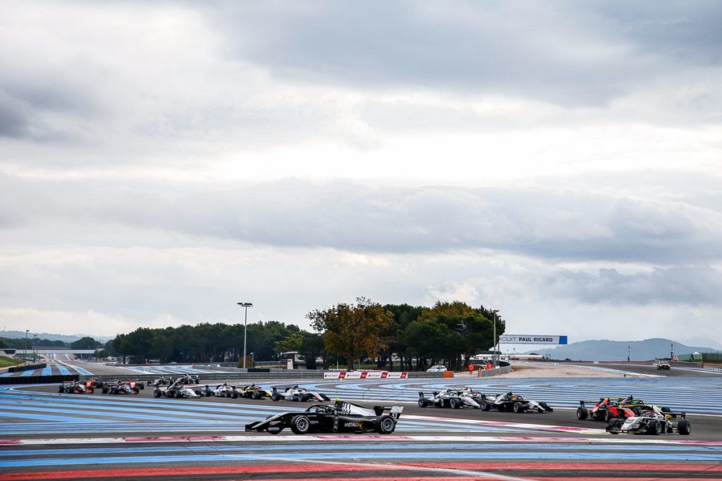 Formula Renault Eurocup - Lorenzo Colombo pour conclure, Grégoire Saucy quinzième