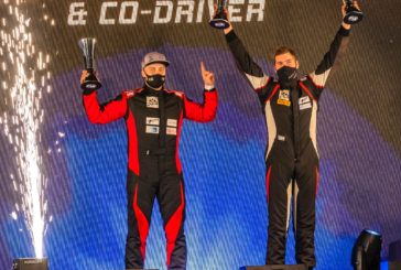 Fiesta Rally4 takes four wins from five in ERC3/3J 2020