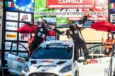 Fiesta Rally4 Claims First International Championship