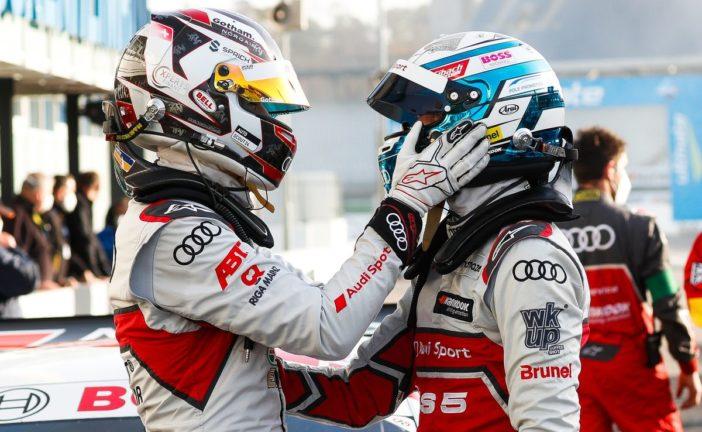 Drei Titel in vier Jahren: Audi-Pilot René Rast schreibt DTM-Geschichte