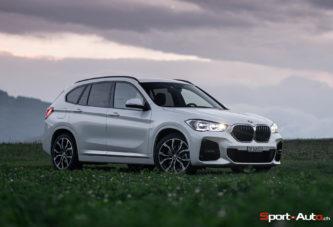 Essai – BMW X1 xDrive 25e
