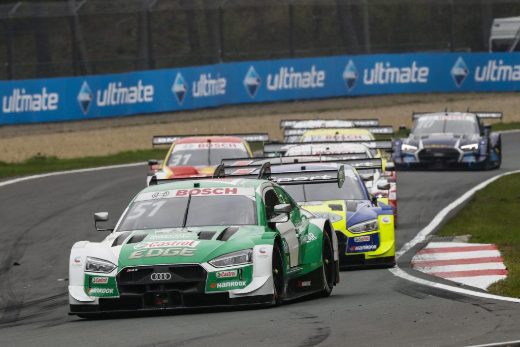 DTM. Nico Müller : « On va lutter pour les deux victoires à Hockenheim »