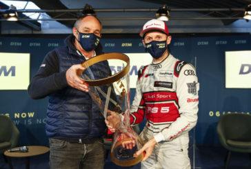Der Champion bleibt Champion: René Rast feiert seinen dritten DTM-Titel