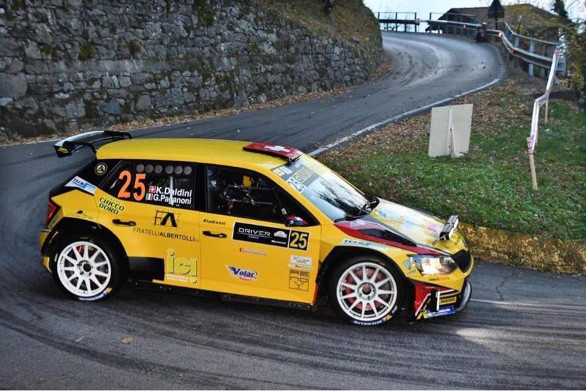 Rally di Como 2020 – Les Suisses brillent à l'étranger
