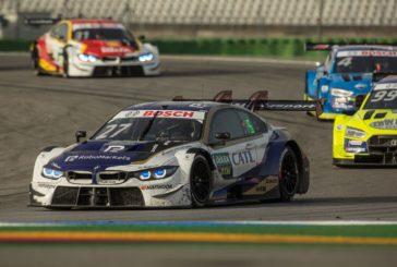 Jonathan Aberdein bestplatzierter BMW Pilot beim Auftakt des DTM-Finalwochenendes auf dem Hockenheimring