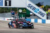 12 Stunden Sebring: Titel im Michelin Endurance Cup und zweiter Platz in den GTLM-Wertungen für das BMW Team RLL.
